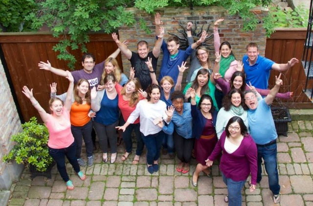bloghouse chicago group photo 2 - Chicago in a Minute