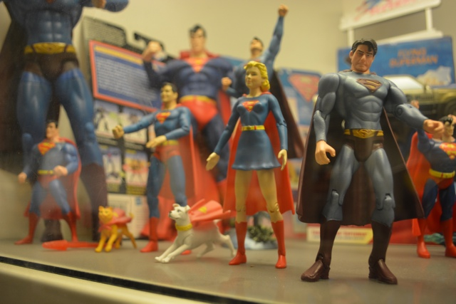 superman, superwoman, superdog, supercat - Visiting the Penang Toy Museum