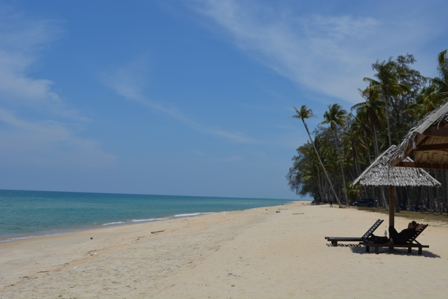 exploring white sand beaches in terengganu, malaysia - Learning How to Squid Jig in Malaysia
