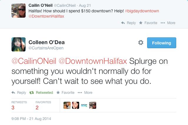 Halifax, Big Day Downtown screen shot