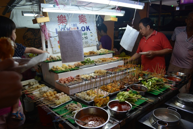 the best hawker stalls lebuh chulia - The Armenian Street Heritage Hotel in Georgetown, Penang, Malaysia