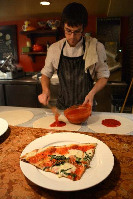 Ristorante Amano Margherita Pizza - The Best Pizza in Halifax, Nova Scotia