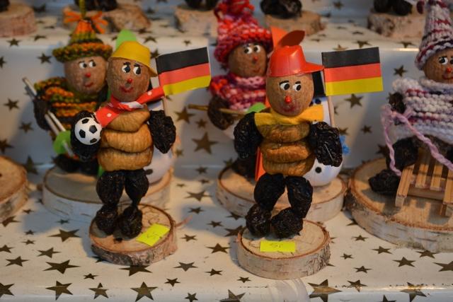 football fans prune people in Nuremberg, Germany - Best Tips for Visiting European Christmas Markets