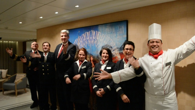 Fantastic Crew of the Viking Delling - Room Review On A Viking River Cruise
