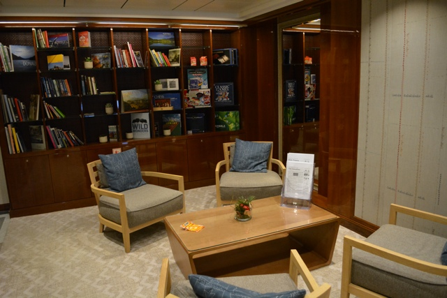 Viking Delling Library - Room Review On A Viking River Cruise
