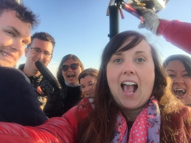 First Time in a Hot Air Balloon in Lithuania -  Hot Air Ballooning For the First Time