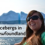 Seeing Icebergs in Newfoundland