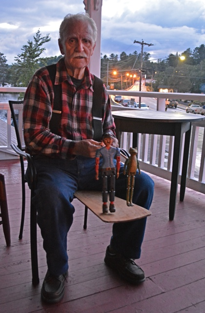Adirondack Storyteller Bill Smith - Adirondack Facts - Things to know before you go