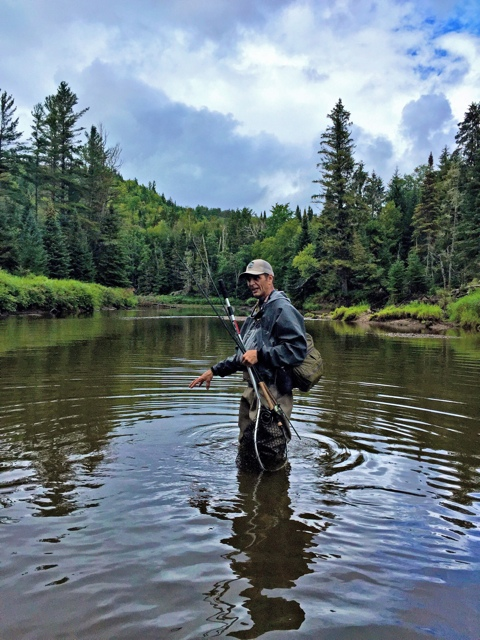 Ken Kalil Fly Fishing Guide - Learning to Fly Fish in the Adirondacks