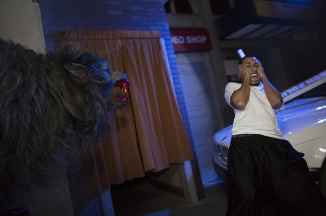 An American Werewolf in London at HHN25 - Halloween Horror Nights at Universal Orlando Resorts