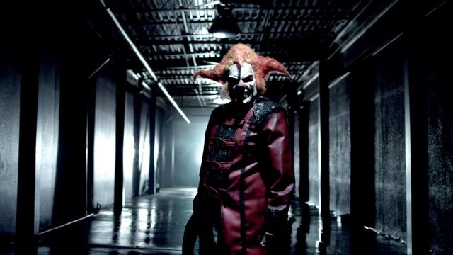 Jack the Clown at Universal - Halloween Horror Nights at Universal Orlando Resorts