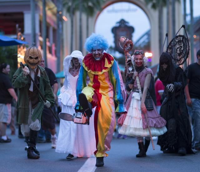 Universal Orlando Resorts Halloween Horror Nights Scarezones - Halloween Horror Nights at Universal Orlando Resorts