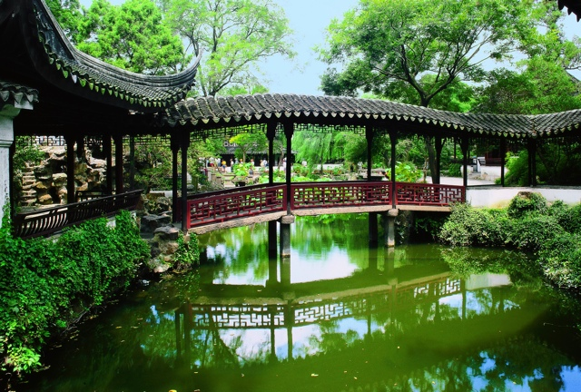 Humble Administrator's Garden In Suzhou, China - Photo credit Travel Suzhou - Win a Trip to Suzhou, the Venice of China