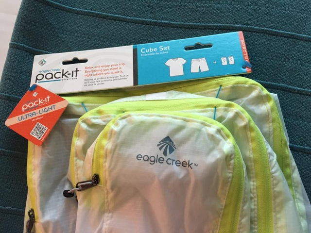 packing cubes eagle creek - The Worst Gifts for People who Love to Travel