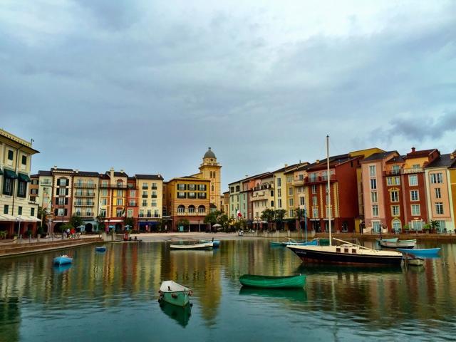 Loews Portofino Bay Hotel - Universal Orlando Resort VIP Tour Highlights