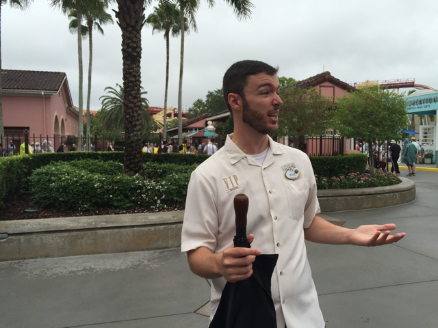 VIP tour guide - Universal Orlando Resort VIP Tour Highlights