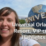 Universal Orlando Resort VIP Tour Highlights