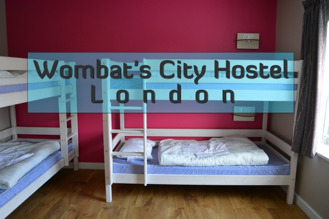 wombats city hostel london blog