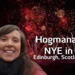 Hogmanay New Years Eve Celebrations in Edinburgh
