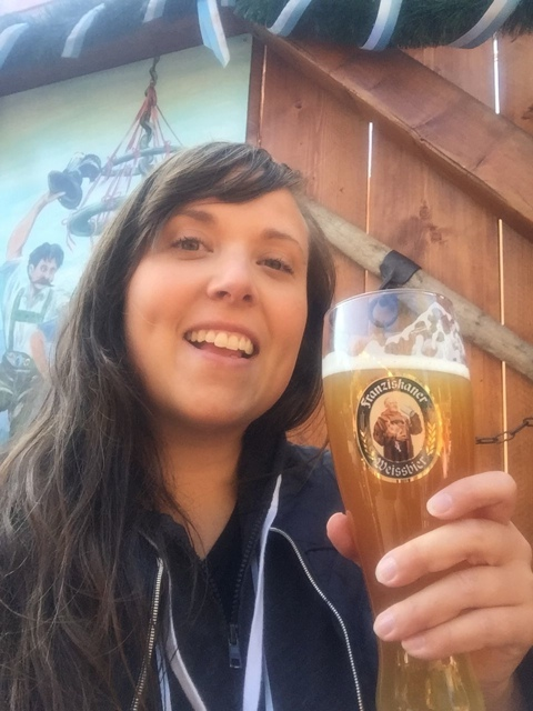 beer for breakfast at oktoberfest hefeweizen - Best Tips for Celebrating Oktoberfest in Munich