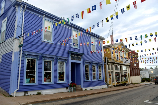 colorful streets of Lunenburg - Lunenburg, Nova Scotia Best Things to See and Do