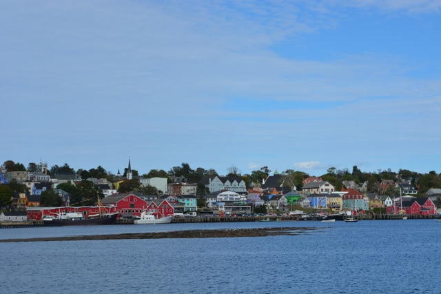 skyline view of Lunenburg, Nova Scotia - Lunenburg, Nova Scotia Best Things to See and Do