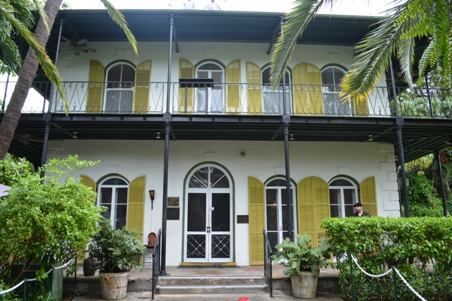 Ernest Hemingway House in the Florida Keys - The Best Things to do in the Florida Keys