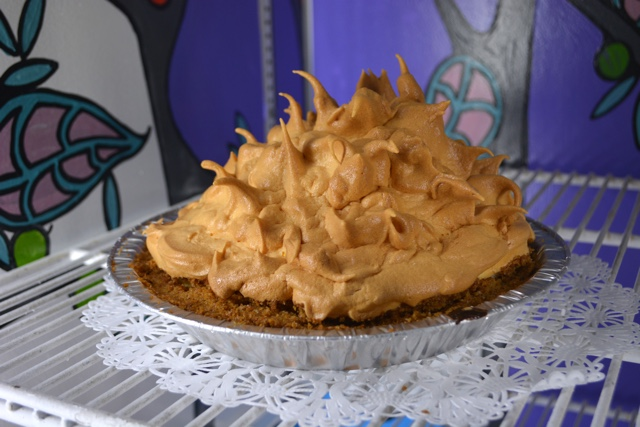 best key lime pie with lots of meringue in key west at blue heaven cafe - The Best Things to do in the Florida Keys