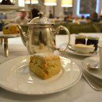 Afternoon Tea at the Balmoral Hotel in Edinburgh, Scotland