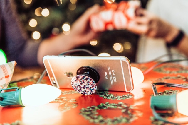 holiday popsocket the perfect gift