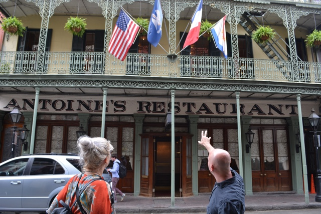 Learning about New Orleans History with Dr. Gumbo - Review of the Doctor Gumbo Food Tours in New Orleans