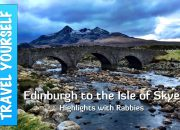 Glen Cuillin Mountains - Edinburgh to the Isle of Skye Tour Highlights