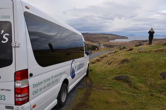 rabbies tours - Edinburgh to the Isle of Skye Tour Highlights