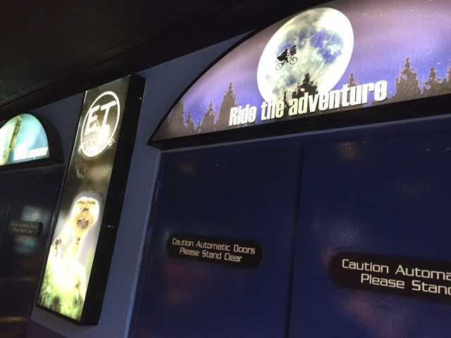 entrance to the ET adventure ride at Universal Studios - The Ultimate Bucket List for Universal Orlando