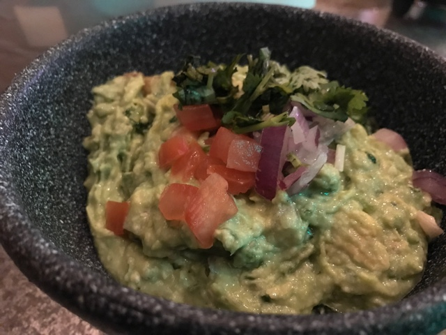 fresh hand made guacamole at Antojitos at Universal City Walk - The Ultimate Bucket List for Universal Orlando