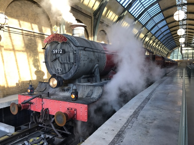 the hogwarts express is ready to board - The Ultimate Bucket List for Universal Orlando