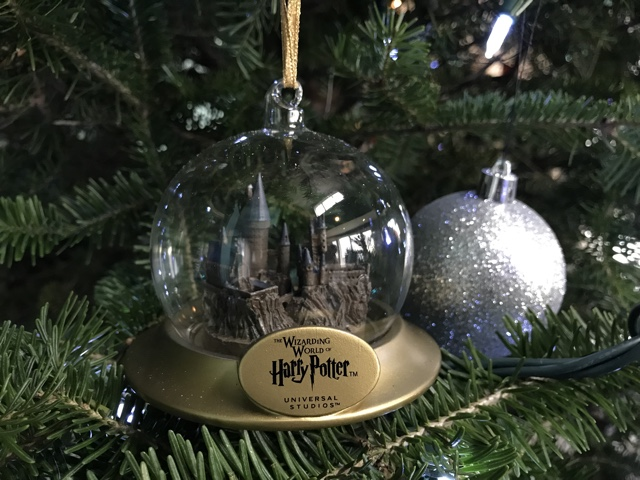 harry potter hogwarts christmas tree ornament - Best Tips for Celebrating the Holidays at Universal Orlando
