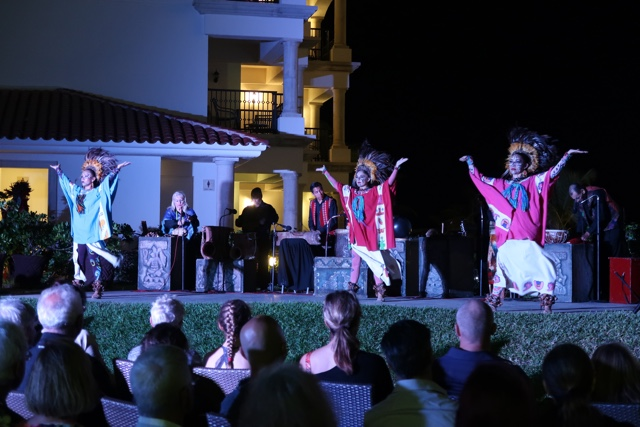 nighttime cultural performance - Ventus at Marina El Cid Spa and Beach Resort Hotel Review