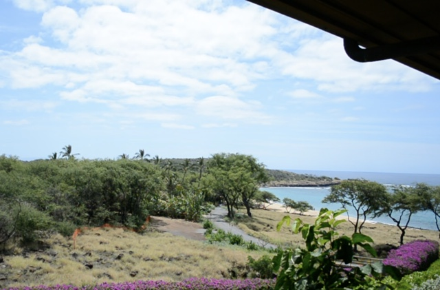 garden view and partial ocean view room - Four Seasons Resort Lanai in Hawaii Review