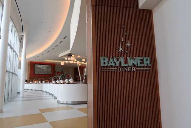 cabana bay beach resort bayliner diner