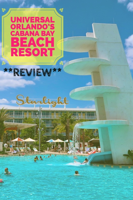 cabana bay beach resort review pinterest