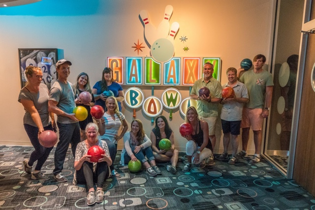 universals blogsquad at the cabana bay beach resort galaxy bowl