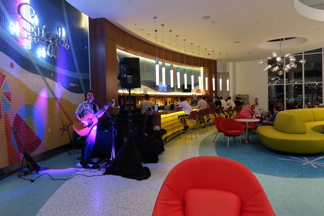 universals cabana bay beach resort lobby bar and lounge with live entertainment