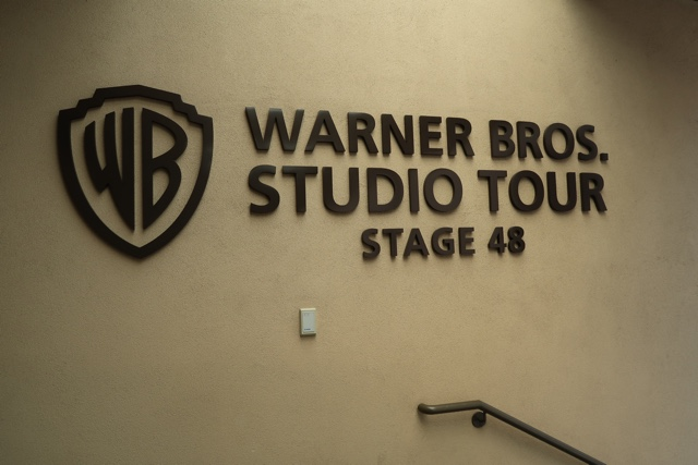 warner brothers studio tour stage 48 - Warner Brothers Studio Tour Review
