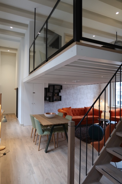 saco amsterdam 3 bedroom apartment with loft at the wittenberg - The Wittenberg Aparthotel Amsterdam Review
