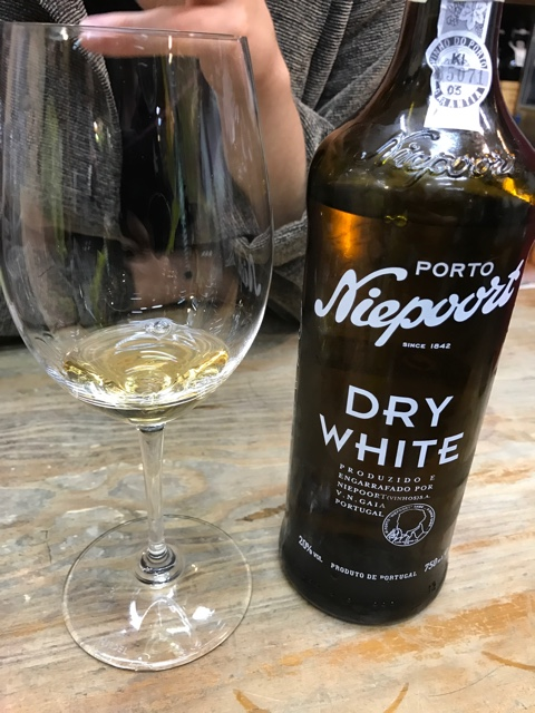 porto niepoort dry white wine best port - 5 Must Try Foods in Lisbon, Portugal
