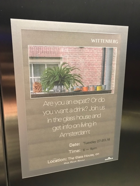 social gatherings in the glass house at the witteberg - The Wittenberg Aparthotel Amsterdam Review
