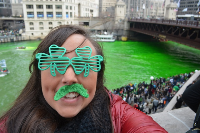 What time do they dye the river green - One Stop Guide to a Perfect St. Patrick's Day Chicago
