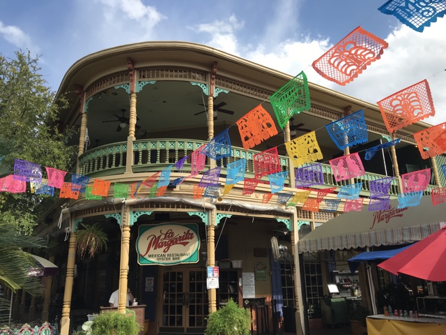 la margarita restaurant in the historic market square - things to do in san antonio today