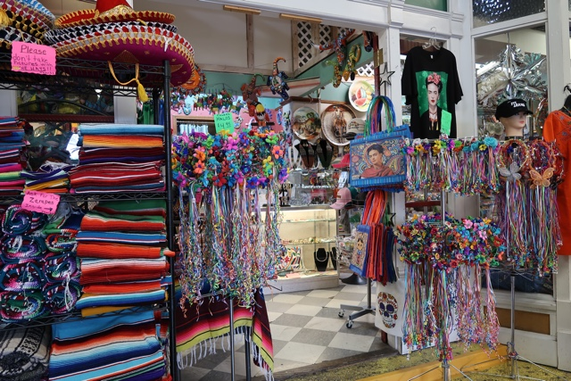 mexican souvenirs to buy at the historic market - things to do today in san antonio